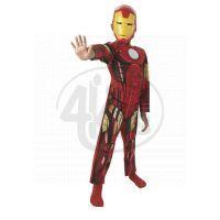 Rubie's Avengers Classic Kostým Iron Man vel. S