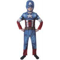Rubie's Avengers Classic Kostým Captain America vel. S