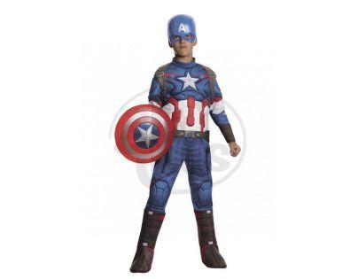 Rubie's Avengers Kostým Captain America vel. L