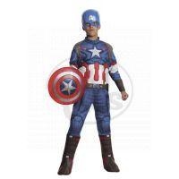 Rubies Avengers Kostým Captain America vel. M
