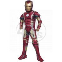 Rubie's Avengers Kostým Iron Man vel. L