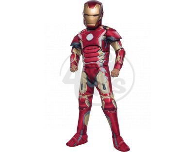 Rubie's Avengers Kostým Iron Man vel. M