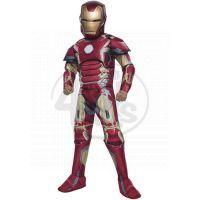 Rubie's Avengers Kostým Iron Man vel. S