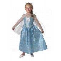 Rubie's Ledové království Kostým Elsa Deluxe vel.S