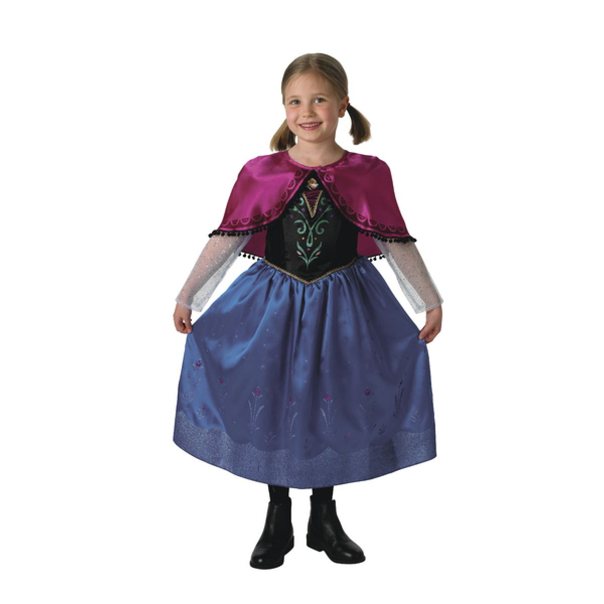 Rubie's Ledové království Kostým Anna Deluxe vel.L