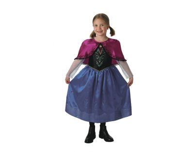 Rubie's Ledové království Kostým Anna Deluxe vel.S