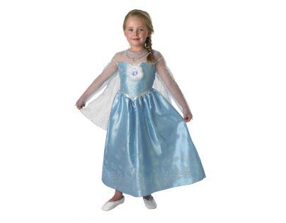 Rubie's Ledové království Kostým Elsa Deluxe vel.M