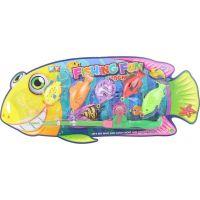 Rybičky s prutem Veselé rybaření
