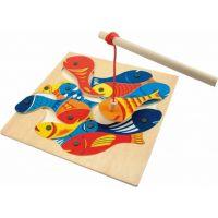Woody 90014 - Rybičky s udičkou - magnetická hra