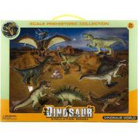 Sada figurek dinosaurů 8 ks