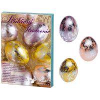 Anděl Sada k dekorování vajíček Stříbření