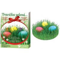 Anděl Sada k dekorování vajíček Travička zelená