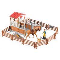 Rappa Sada ohrada pro koně se stájí