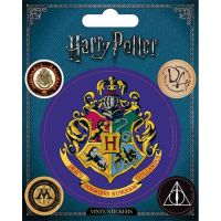 Epee Merch Sada samolepek Harry Potter Bradavice