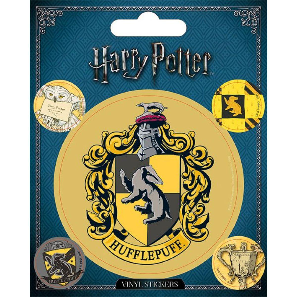 Epee Merch Sada samolepek Harry Potter Mrzimor