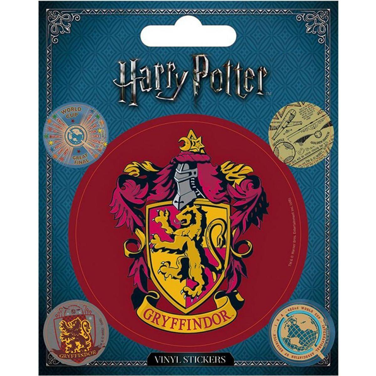 Sada samolepiek Harry Potter Chrabromil