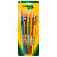 Crayola Sada štětců 5ks