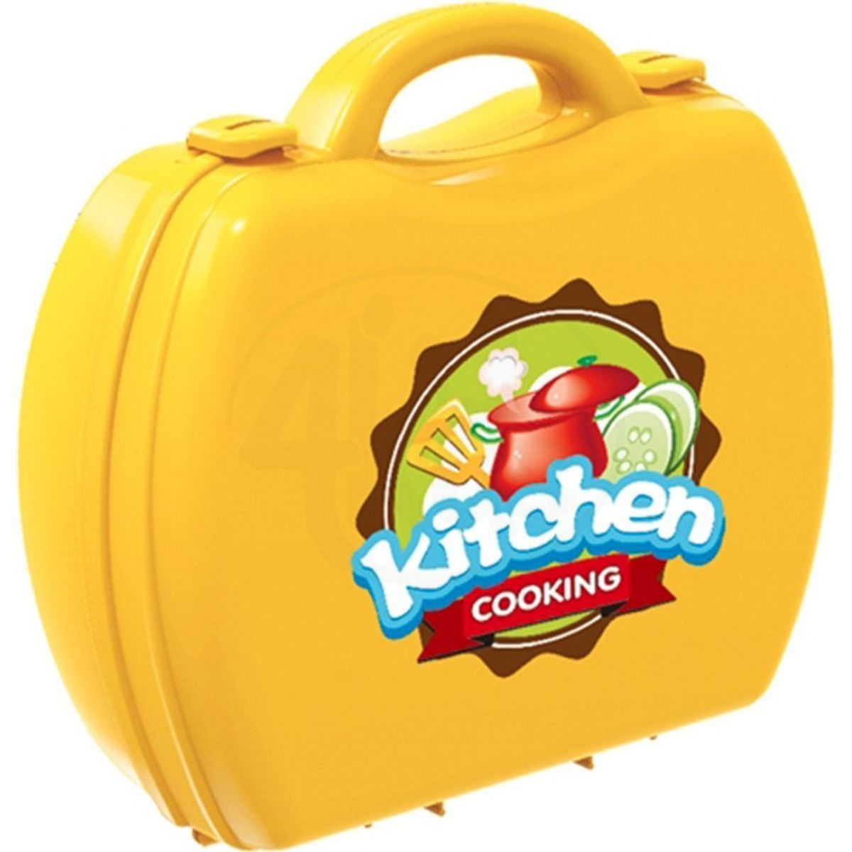 Sada v kufru sporák s doplňky