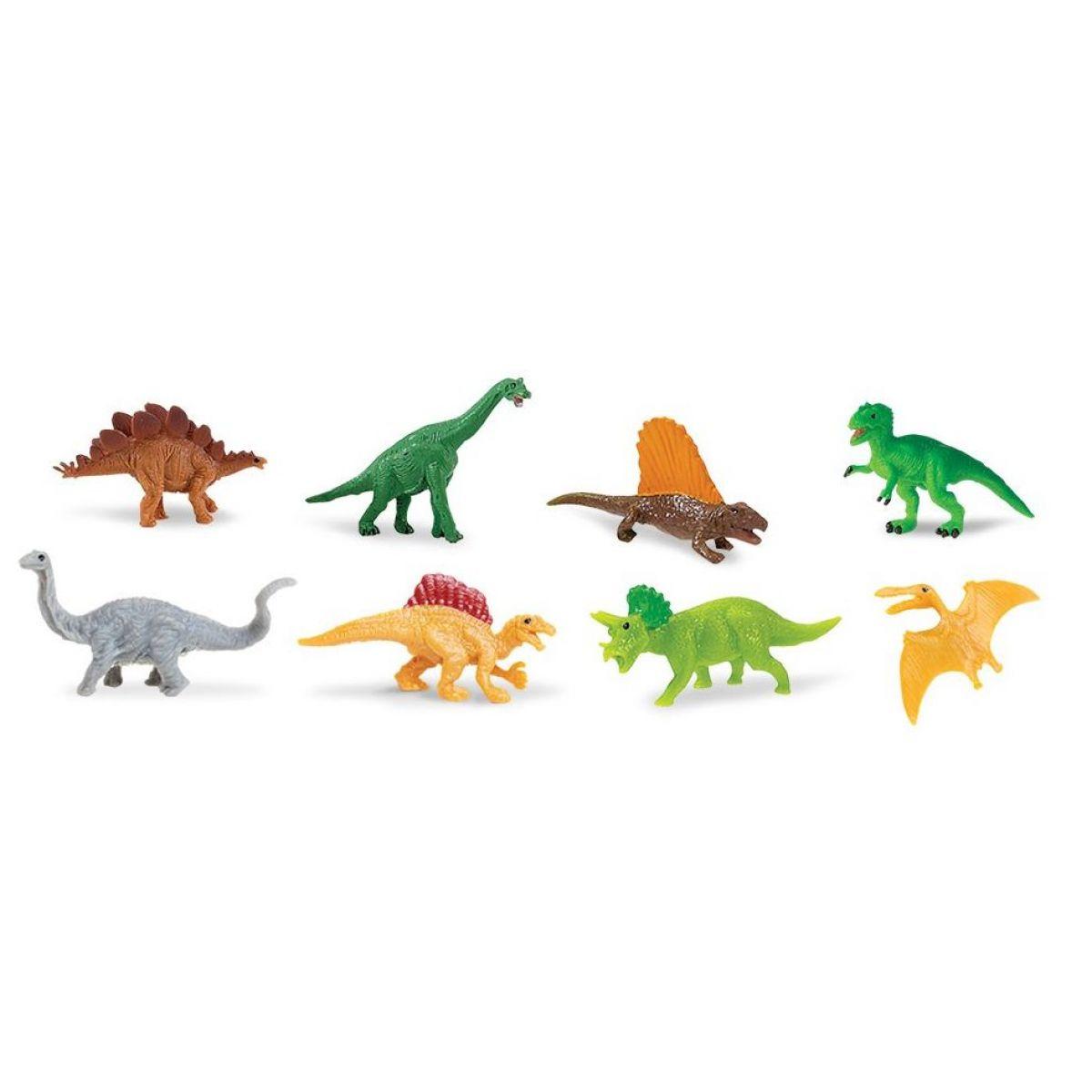 Safari Ltd Dinosauři Good Luck Minis Funpack