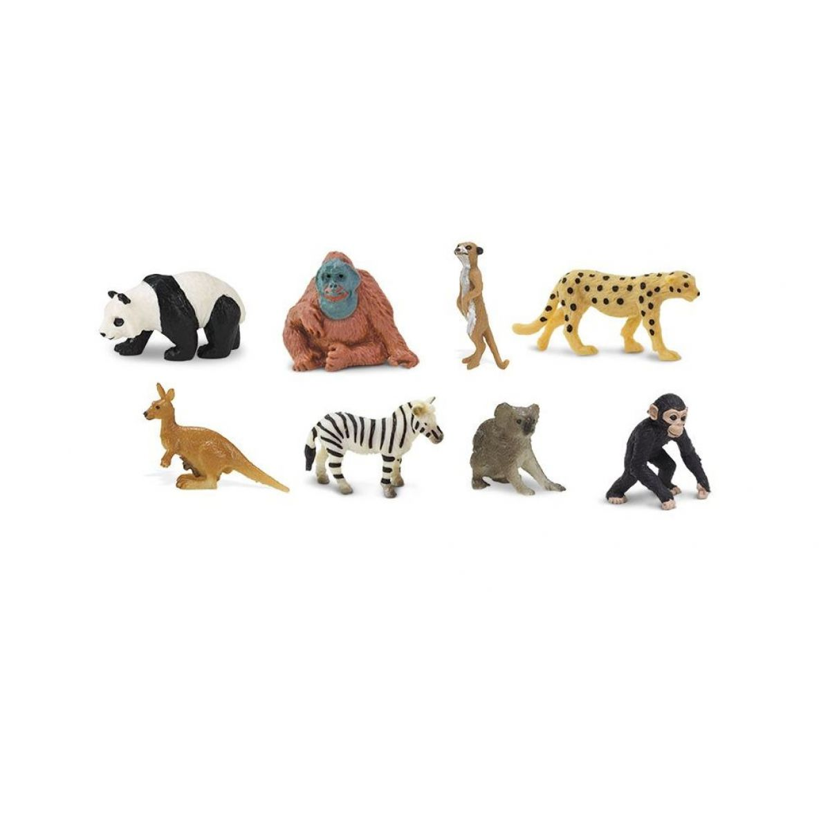 Safari Ltd Exotika Good Luck Minis Funpack