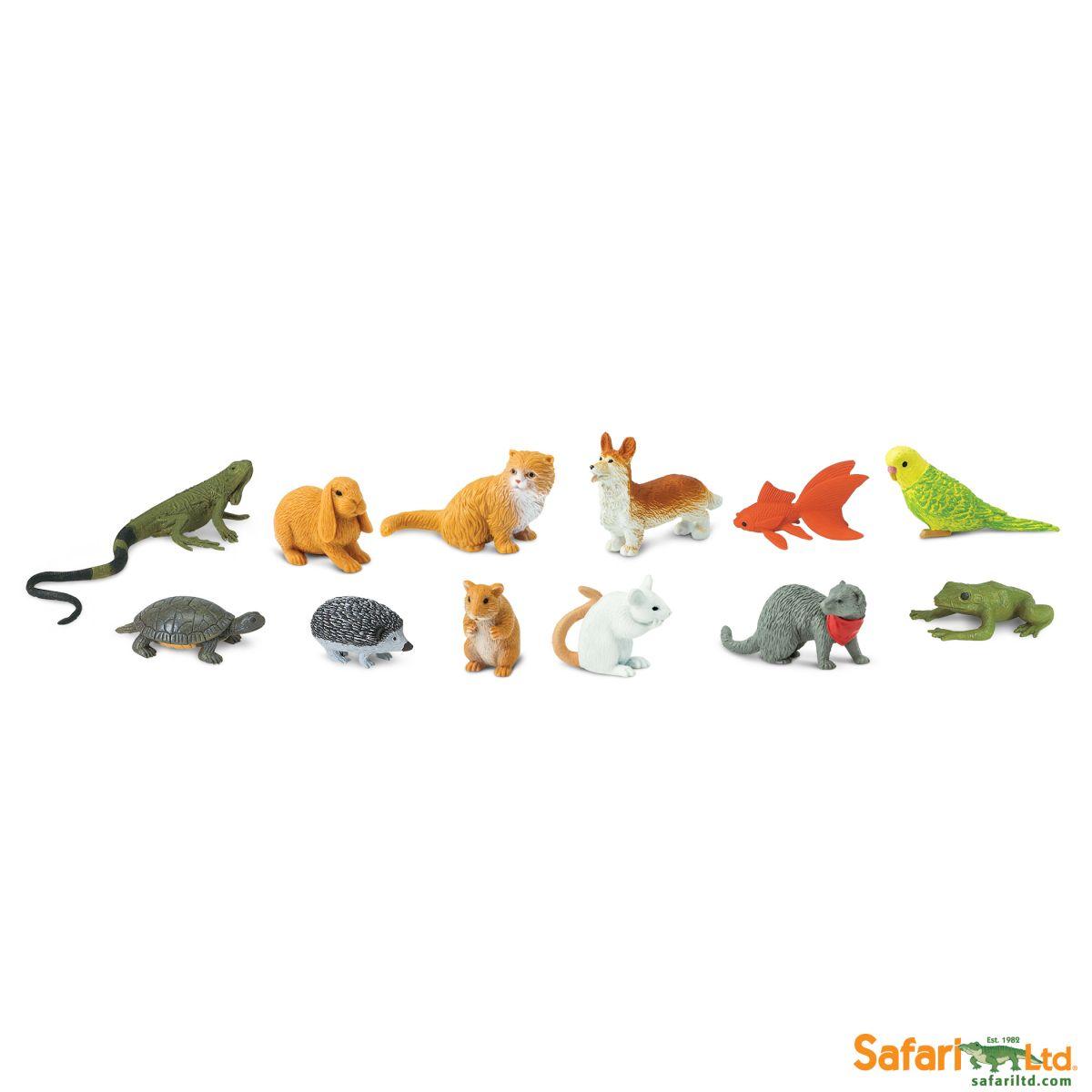Safari Ltd Tuba Domácí zvířata