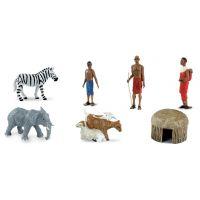 Safari Ltd Tuba Africká vesnice