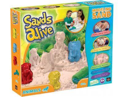 Sands Alive! - set Zvířátka (AllToys 16-00510)
