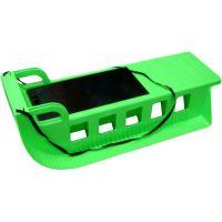Plastkon Sáně plastové Kamzík Zelená