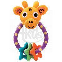 Sassy Chrastítko žirafa