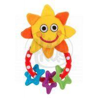 Sassy 80175SA - Chrastítko sluníčko