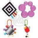 Sassy Skákadlo Doorway Jumper s hračkami 3