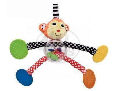 Sassy Zvířátko s tahacími tlapkami - Opička