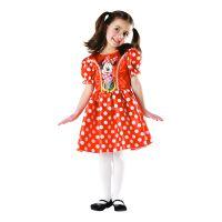 Rubie's Kostým Minnie Mouse Classic červená velikost M