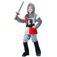 Šaty na karneval rytíř 110 - 120 cm