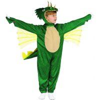 Made Šaty na karneval Dinosaurus 92 - 104 cm