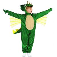 Made Šaty na karneval Dinosaurus 80 - 92 cm