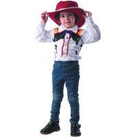 Made Šaty na karneval Kovboj 92 - 104 cm