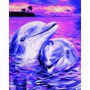 Schipper Classics Delfíni 24 x 30 cm 2