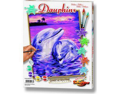 Schipper Classics Delfíni 24 x 30 cm
