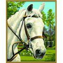 Schipper Classics Kůň bílý 24 x 30 cm 3