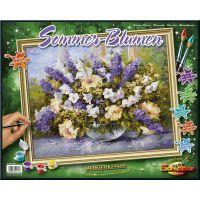 Schipper Premium Letní květiny 40 x 50 cm