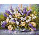 Schipper Premium Letní květiny 40 x 50 cm 2