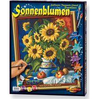 Schipper Premium Slunečnice 40 x 50 cm