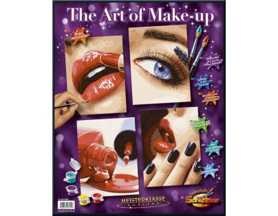 Schipper Quattro The Art of MakeUp 18 x 24 cm