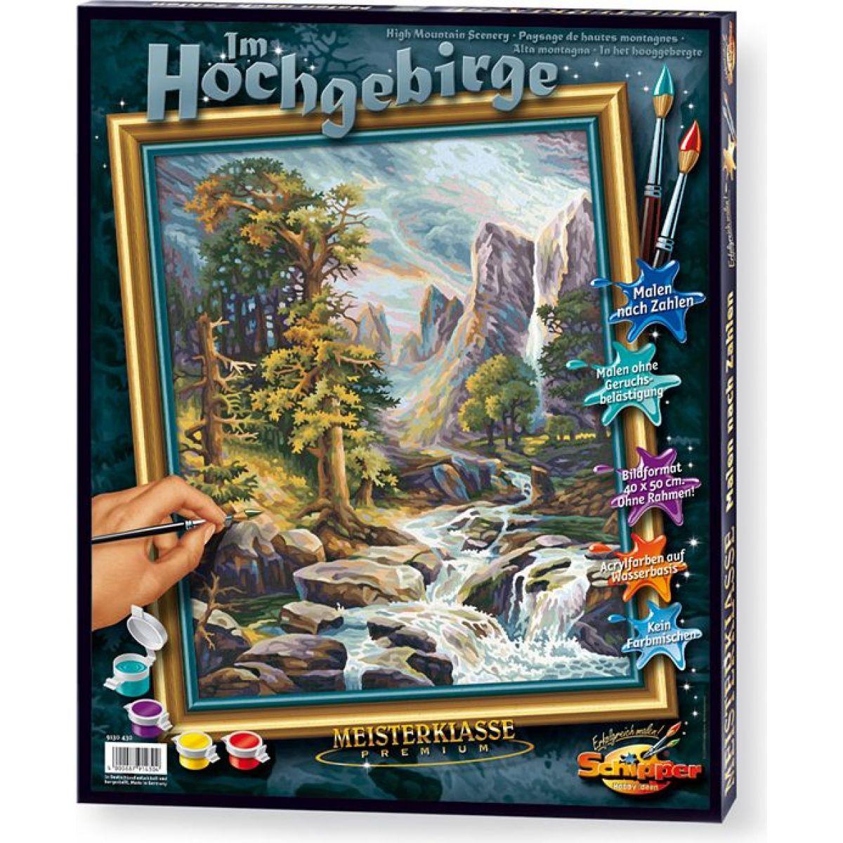 Schipper Premium Vysoké hory 40 x 50 cm