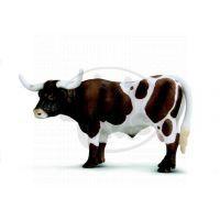 Schleich 13275 - Zvířátko - texaský longhornský býk