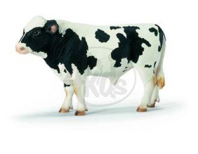 Schleich 13632 - Zvířátko - holštýnský býk