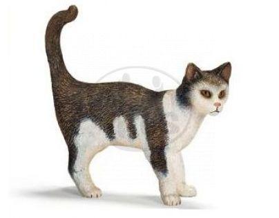 Schleich 13638 - Zvířátko - kočka stojící