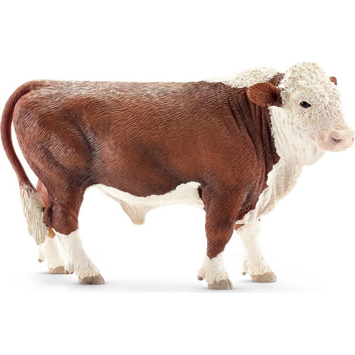 Schleich Hereforský býk