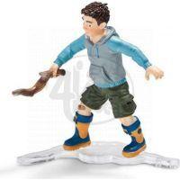 Schleich 13904 Chlapec s větví
